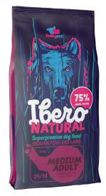 Ibero NATURAL - krmivo inšpirované vlkmi