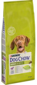 PURINA dog chow ADULT Lamb & Rice