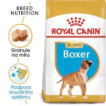 Royal Canin Boxer Puppy - granule pre šteňa boxera