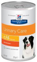 Hills Canine  c/d (dieta) konz.