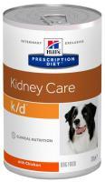Hills Canine  k/d (dieta) konz.