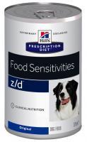 Hills Canine  z/d Ultra Alergen Free (dieta) konz.