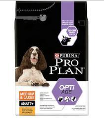 Purina PRO PLAN Dog Medium & Large Adult 7+