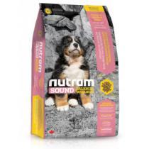 NUTRAM dog  S3-SOUND  PUPPY LARGE