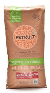 PETKULT dog  MEDIUM JUNIOR lamb/rice