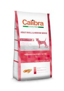 CALIBRA dog GF ADULT medium losos