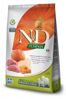 N&D dog GF PUMPKIN ADULT M/L boar/apple