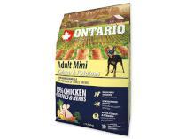 ONTARIO dog ADULT MINI  chicken