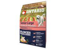 ONTARIO dog SENIOR LARGE chicken