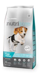 NUTRILOVE pes JUNIOR small/medium