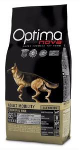 OPTIMAnova dog  MOBILITY