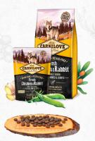 CARNILOVE dog FRESH ADULT CHICKEN/rabbit