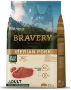 BRAVERY dog ADULT large/medium IBERIAN PORK