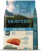 BRAVERY dog ADULT large/medium SALMON