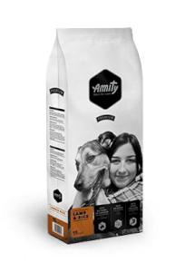 AMITY premium dog LAMB/rice