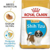 Royal Canin Shih Tzu Puppy - granule pre šteňa Shih Tzu