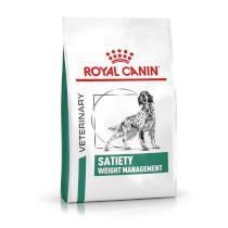 Royal Canin Veterinary Health Nutrition Dog SATIETY