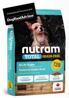 NUTRAM dog T28 - TOTAL GF SMALL salmon/trout