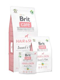 BRIT CARE dog HAIR & skin INSECT & fish