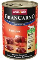 Animonda dog konzerva Gran Carno čisté hovädzie