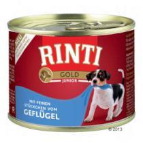 RINTI GOLD konzerva JUNIOR hydinové