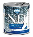 N&D dog OCEAN konz. ADULT codfish/pumpkin