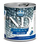 N&D dog OCEAN konz. ADULT trout/salmon