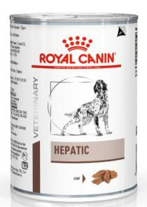 Royal Canin Veterinary Diet Dog HEPATIC konzerva