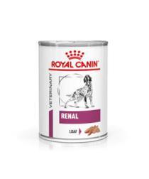Royal Canin Veterinary Diet Dog RENAL konzerva