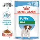 Royal Canin Mini Puppy - kapsička pre malé šteňatá
