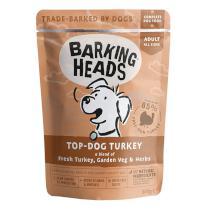 Barking Heads vrecko TOP dog TURKEY