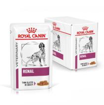 Royal Canin Veterinary Diet Dog RENAL Pouch vrecko