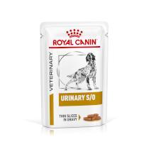 Royal Canin Veterinary Health Nutrition Dog URINARY S/O Pouch in Gravy vrecko