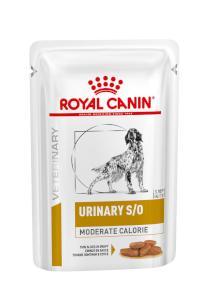 Royal Canin Veterinary Health Nutrition Dog URINARY S/O MC Pouch vrecko