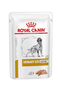 Royal Canin Veterinary Health Nutrition Dog URINARY S/O Age Pouch Loaf vrecko