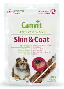 CANVIT  dog  snacks SKIN/COAT