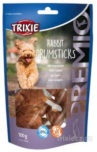 Pochúťka dog RABBIT DRUMSTICK (trixie)
