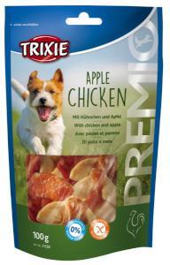 Pochúťka dog APPLE CHICKEN (trixie)