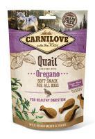CARNILOVE dog QUAIL/oregano