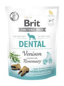 BRIT snack DENTAL venison/rosemary