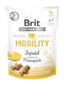 BRIT snack MOBILITY squid/pineapple