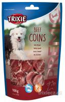 Dog poch. BEEF COINS (trixie)