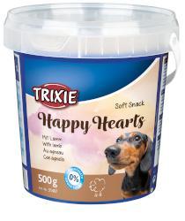 Pochúťka dog  HAPPY hearts JAHŇACIE (trixie)