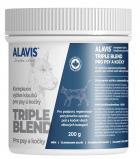 ALAVIS TRIPLE BLEND pre psov/mačky