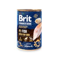 BRIT dog Premium by Nature FISH with FISH skin