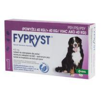 Antiparazitný spot-on FYPRYST pre psov