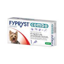 Antiparazitný spot-on FYPRYST COMBO pre psov
