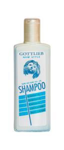 Šampón GOTTLIEB BLUE vybelujúcí