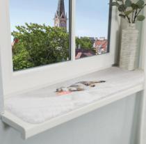 Podložka (obdĺžnik) NANI na okenné parapety sivá