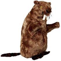 HRAČKA plyšový bobor
